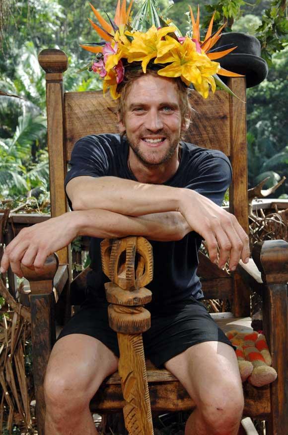 Peer Kusmagk ist Dschungelkönig 2011 - Ich bin ein Star