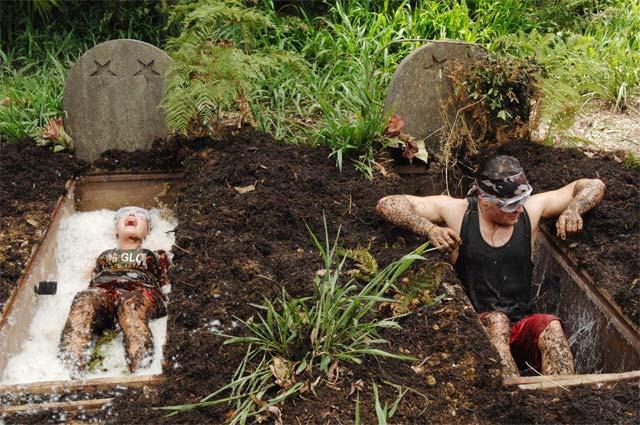 Dschungelprüfung mit Kim und Rocco
