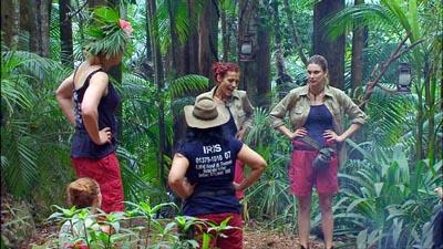 Dschungelstars nach Dschungelprüfung