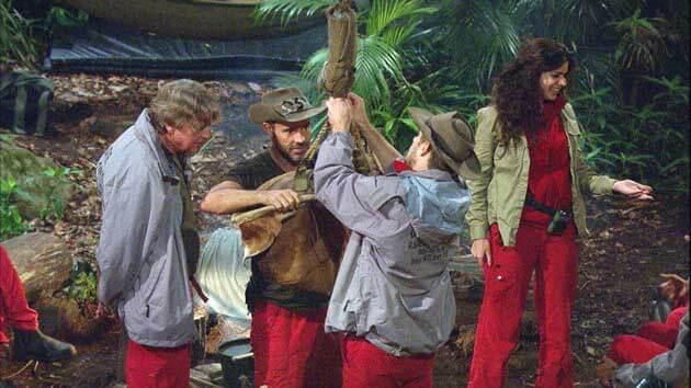 Dschungelküche mir Hase, Affe und Gorilla