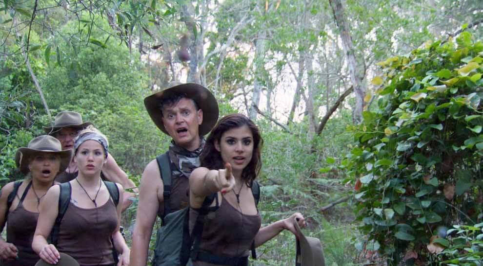 Tanja ist sehr sexy im Dschungelcamp