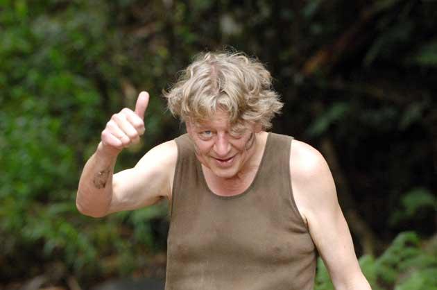 Walter im Dschungel 2015