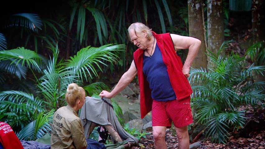 Jenny & Gunter im Dschungelcamp