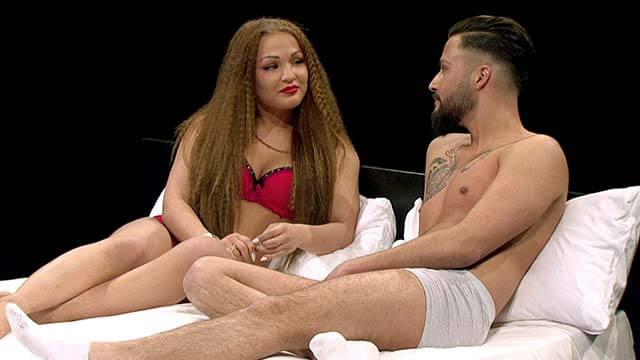 Auf RTL II ist Verlass: UNdressed – Das Date im Bett