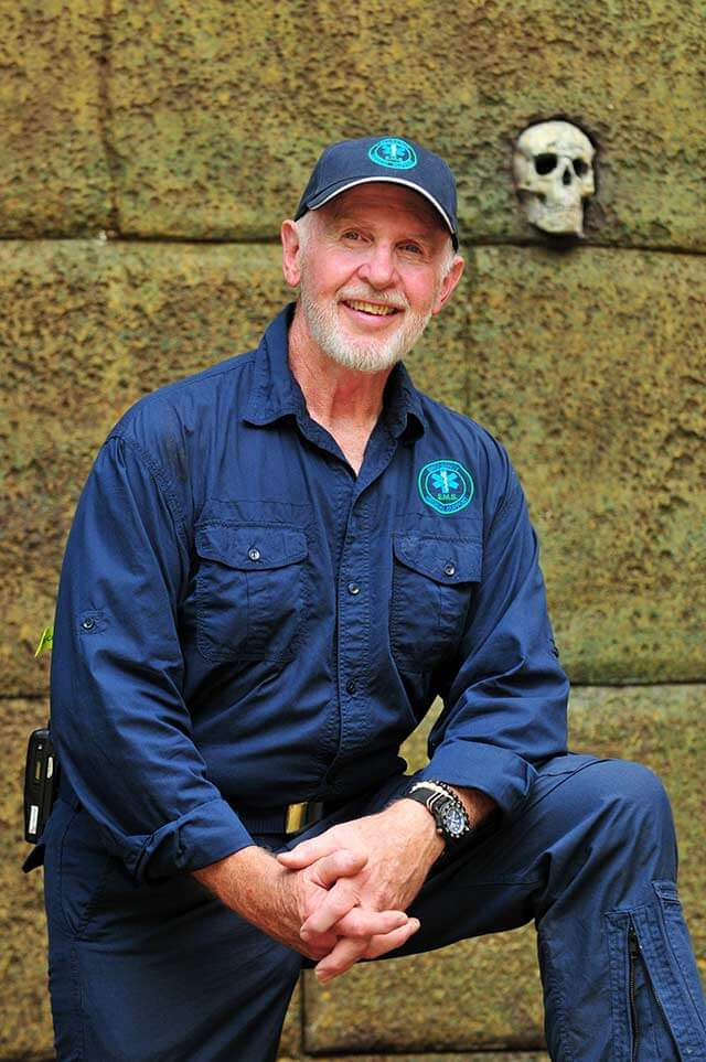 Dr. Bob ist wieder dabei! Dschungelcamp 2018