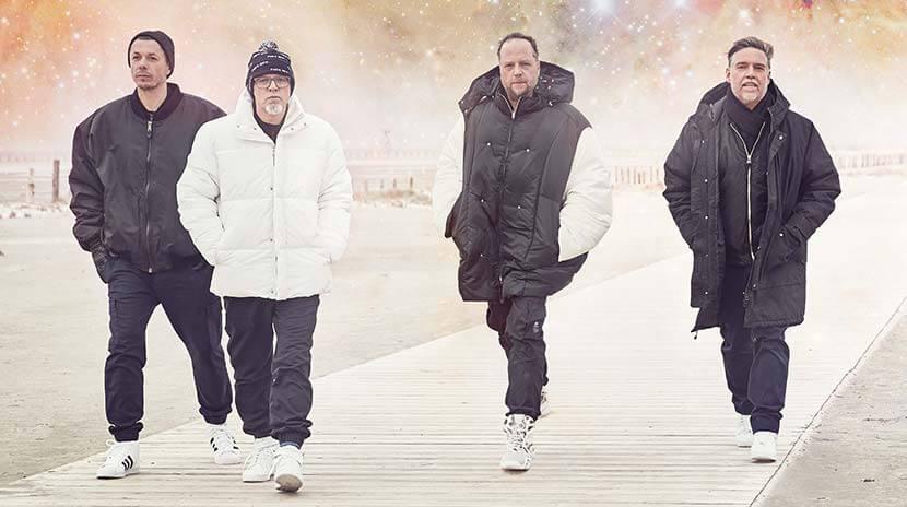 Fanta 4 im Schnee