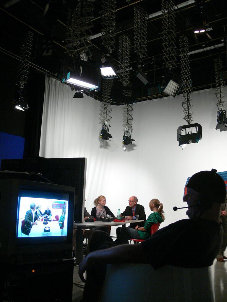 Reality TV bei Tide in Hamburg