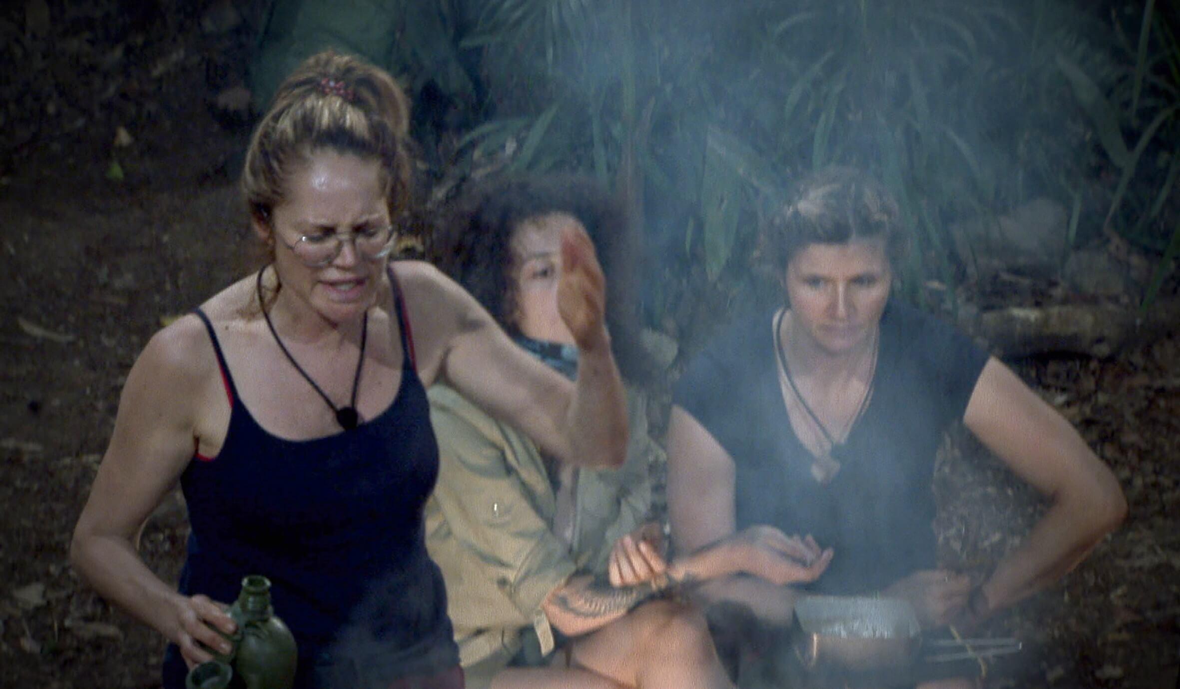 Doreen ärger sich über Gisele: Chickenkrieg