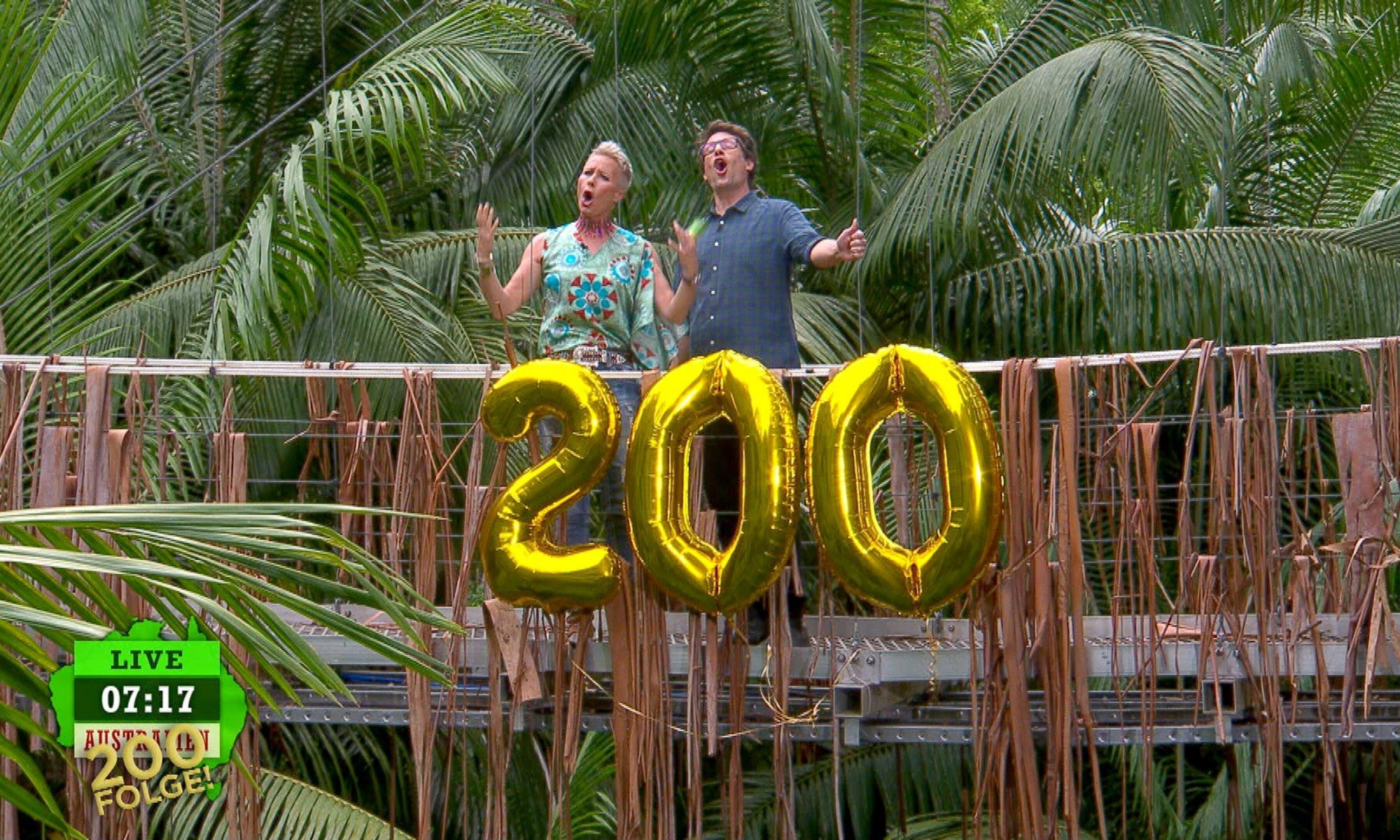 200te Sendung mit Sonja und Daniel