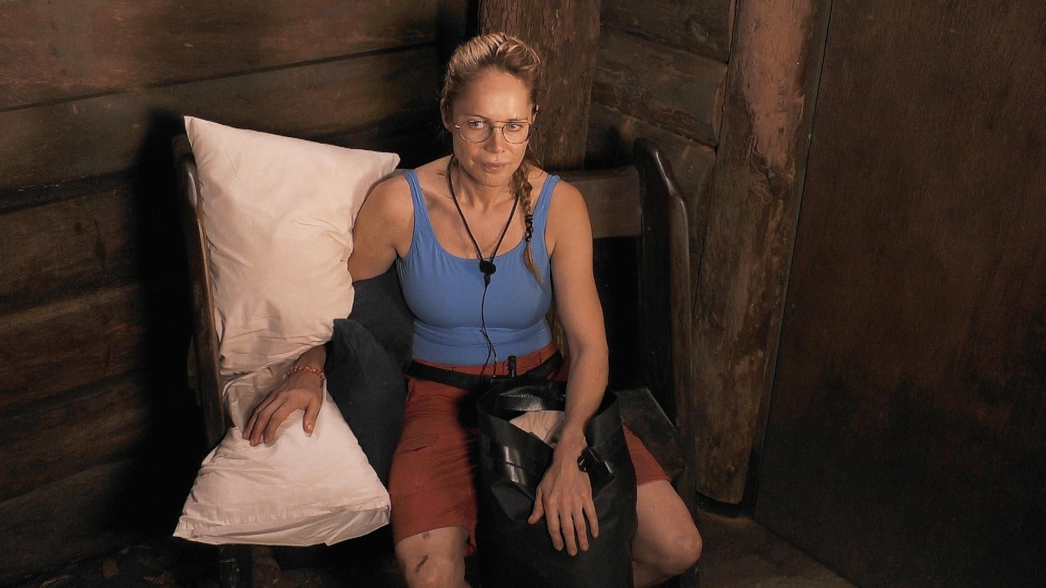 Teamchef Doreen im Dschungeltelefon