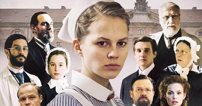 Charité - historische Serie in der ARD