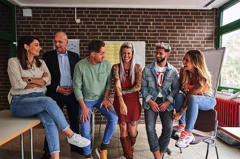 Krass Schule – Die jungen Lehrer