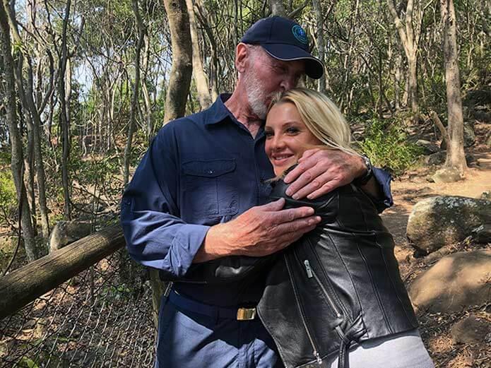 Dr. Bob & Dschungelkönigin Burdecki
