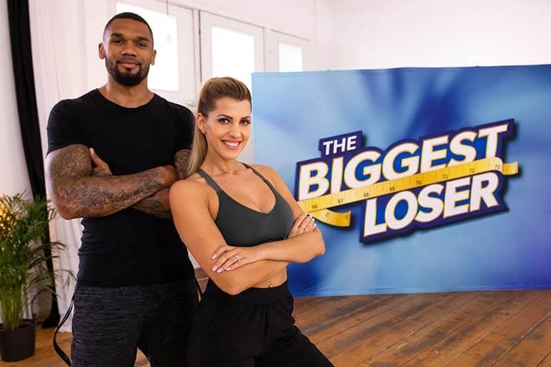 Fitness-Influencer Sarah und Dominic Harrison