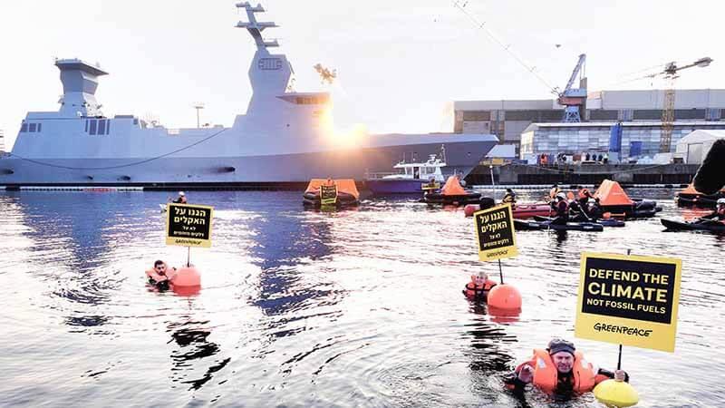 EXTRA Spezial: Hinter den Kulissen von Greenpeace